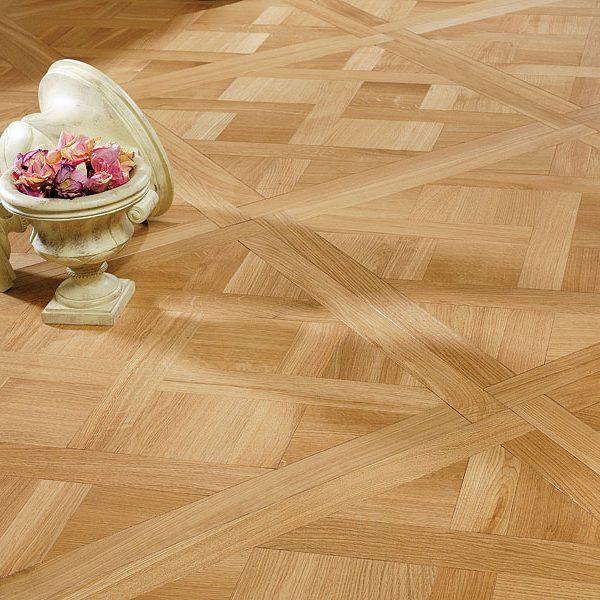 Parchet Multistrat Coswick Mosaic Versailles Oak Natural Uleiat